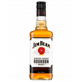Jim Beam White Bourbon 700ml