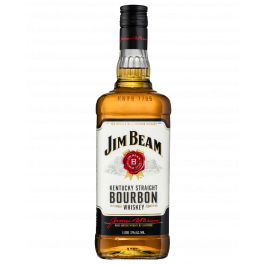 Jim Beam White Bourbon 1L