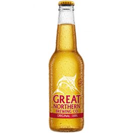 Great Northern BC Original Lager 4.2% Bottles 330ml