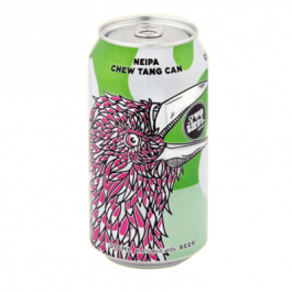 Two Birds NEIPA Chew Tang Cans 375ml