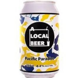 A Local Beer Pacific Paradise 355ml