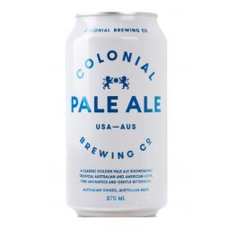 Colonial Pale Ale Cans 375ml