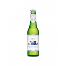 Carlton Pure Blonde Bottles 355ml