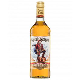 Captain Morgan Rum Original Spiced Gold 700ml