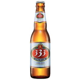 Saigon 333 Export Beer Bottles 355ml