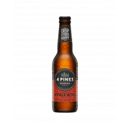 4 Pines Pale Ale Bottles 330ml