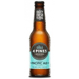 4 Pines Pacific Ale Bottle 330ml