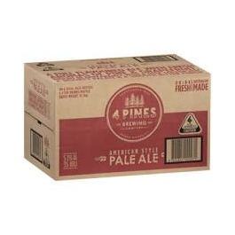 4 Pines Pale Ale Bt 330ml 24pk-Pack(24)