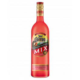 Jose Cuervo Strawberry Margarita Mix 1L