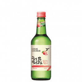 Muhak Good Day Pomegrante Soju Bottles 360ml