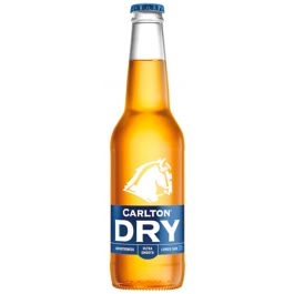 Carlton Dry Bottles 330ml