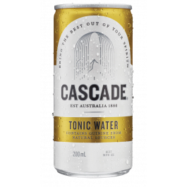 Cascade Tonic Water Can 200ml