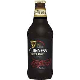 Guinness Extra Stout Bottles 375ml