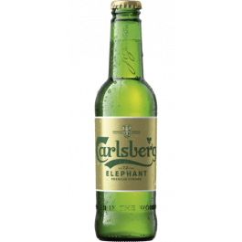 Carlsberg Elephant Bottles 330ml