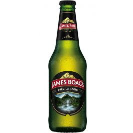James Boag's  Premium  Lager Bottles 375ml