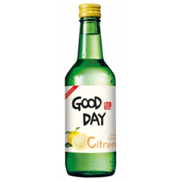 Muhak Good Day Citron Soju Yellow 360ml