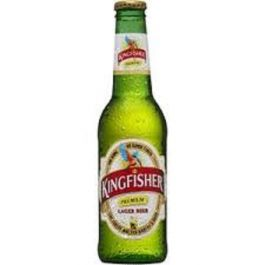Kingfisher Premium Lager Bottles 330ml