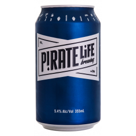 Pirate Life Pale Ale Cans 355ml