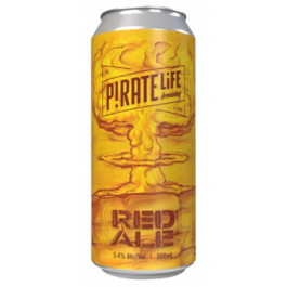 Pirate Life Red Ale 5.4% Can 500ml