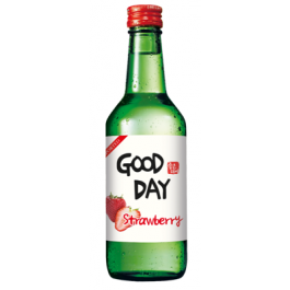 Muhak Good Day Soju Strawberry 360ml