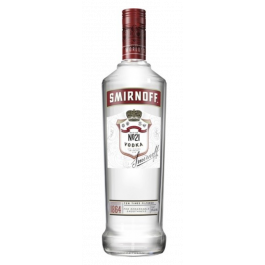 Smirnoff Vodka Red 1L