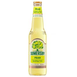Somersby Pear Cider Bottles 330ml