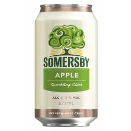 Somersby Apple Cider Cans 375ml
