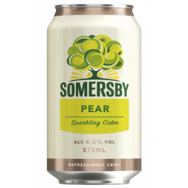 Somersby Pear Cider Cans 375ml